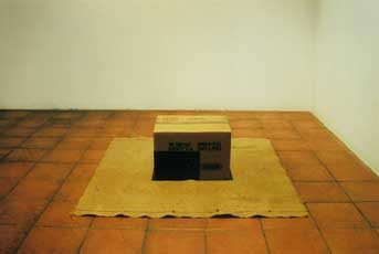 "Installation: ""Box – Viewpoint """